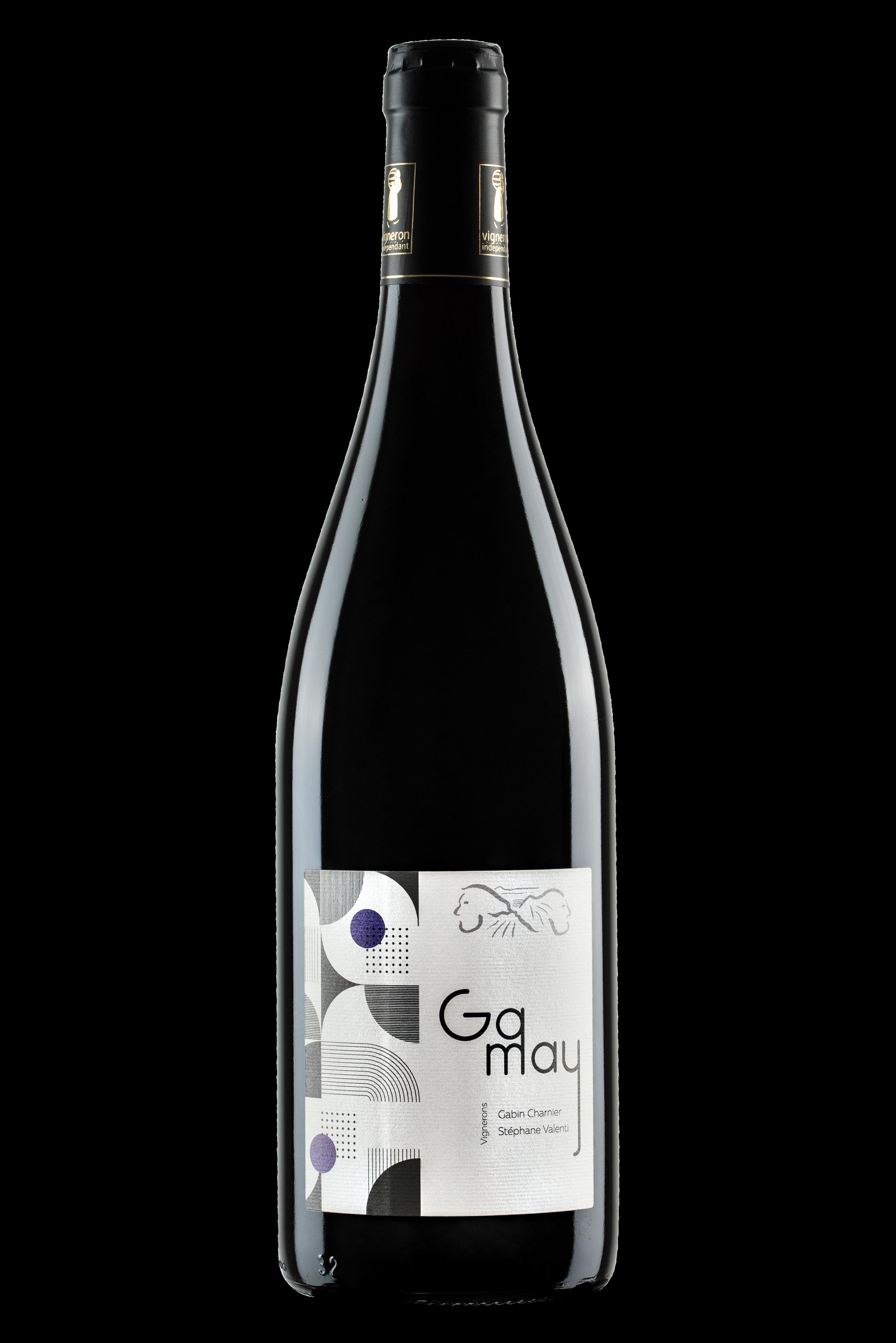 Gamay Vin de France 2019 (carton de 6 Bouteilles)
